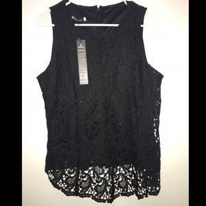 NWT Lace Blouse